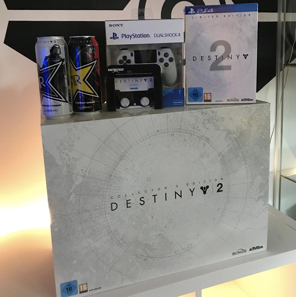 destiny2 collectors limited rockstar