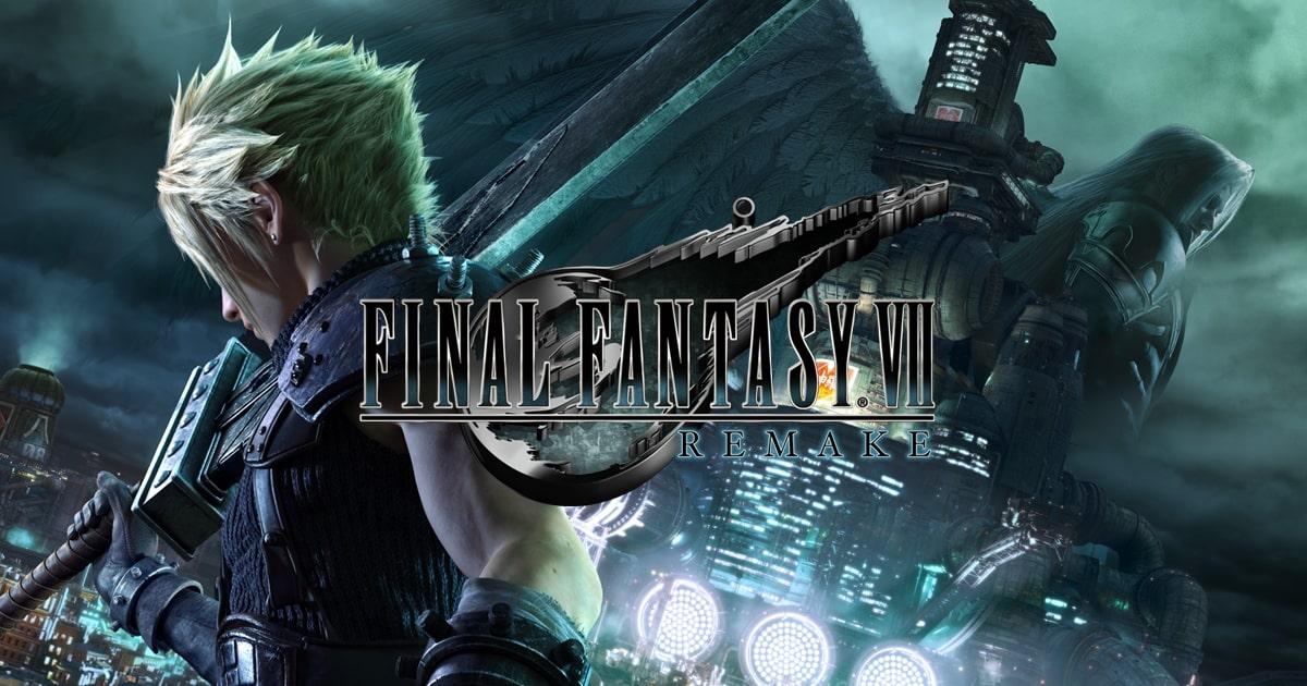 final fantasy vii remake demo 2